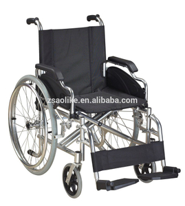 Luxury Aluminum manual wheelchair for knows them ALK903LQP