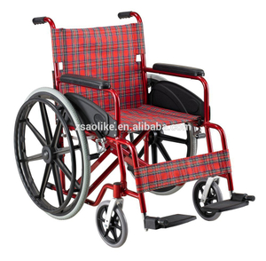 Aluminum MANUAL wheelchair for sale ALK864LB