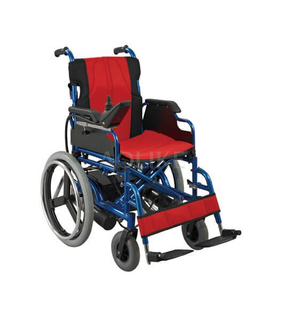 Cheap price aluminum electric wheelchair