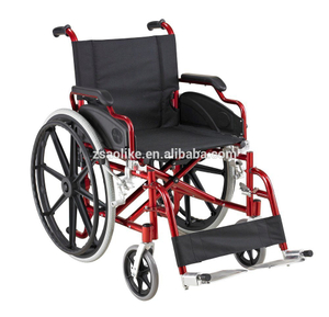 Aluminum manual wheelchair for halls ALK903LBQ