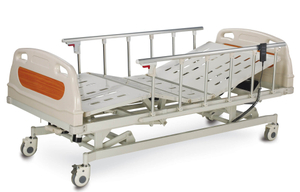 Semi-Electric (Electric & manually) Hospital Bed