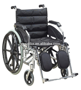 Luxury Aluminum manual wheelchair for knows them ALK953LBC