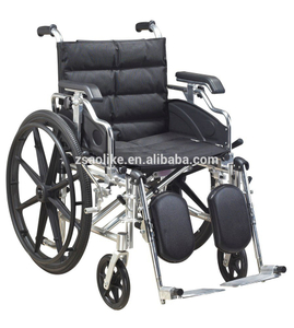 Luxury Aluminum manual wheelchair for halls ALK903LBQC