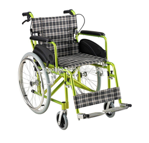 Aluminum manual wheelchair for knows them ALK908LAJP